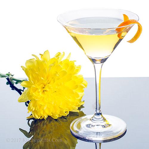 Chrysanthemum Cocktail