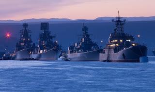 Μόνιμη η Παρουσία του Ρωσικού Στόλου στην Μεσόγειο
