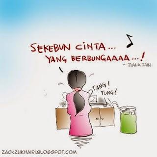 Menyanyi Di Dapur Nanti Dapat Suami Tua Rintihan Nurani 13 Pantang Larang Orang Melayu