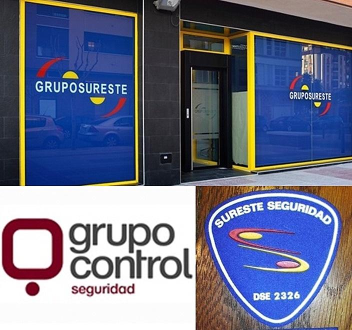 Sureste seguridad formaliza el servicio de vigilancia de las j p de trafico en valencia y - Oficinas hacienda barcelona ...