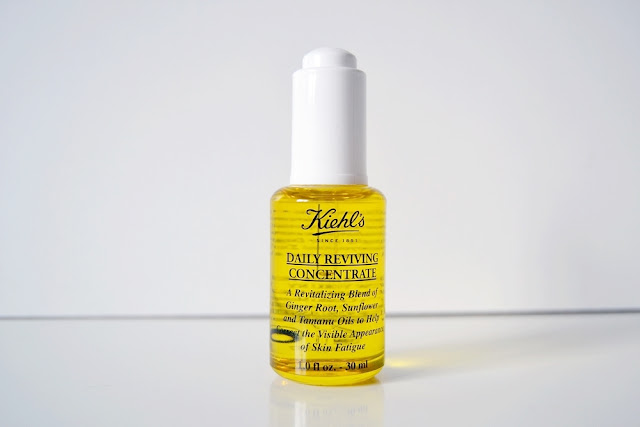 Kiehl's Daily Reviving Concentrate  | Beauty and The Boy - Scottish Beauty Blog