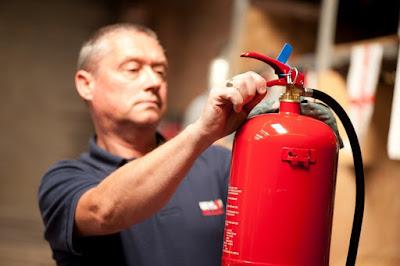Hướng dẫn nạp sạc bình chữa cháy
