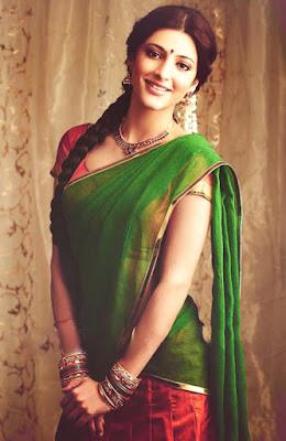 Shruti Haasan- Tamil- Telugu Filmography