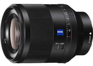 Объектив Sony Zeiss Planar T* FE 50mm f/1.4 ZA