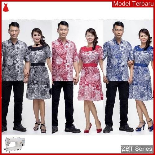 ZBT09709 Kebaya Batik Couple Priska Rok Pendek BMGShop