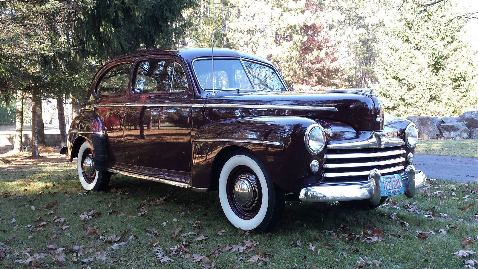 1946 ford super deluxe wiring diagram 1946 ford generator