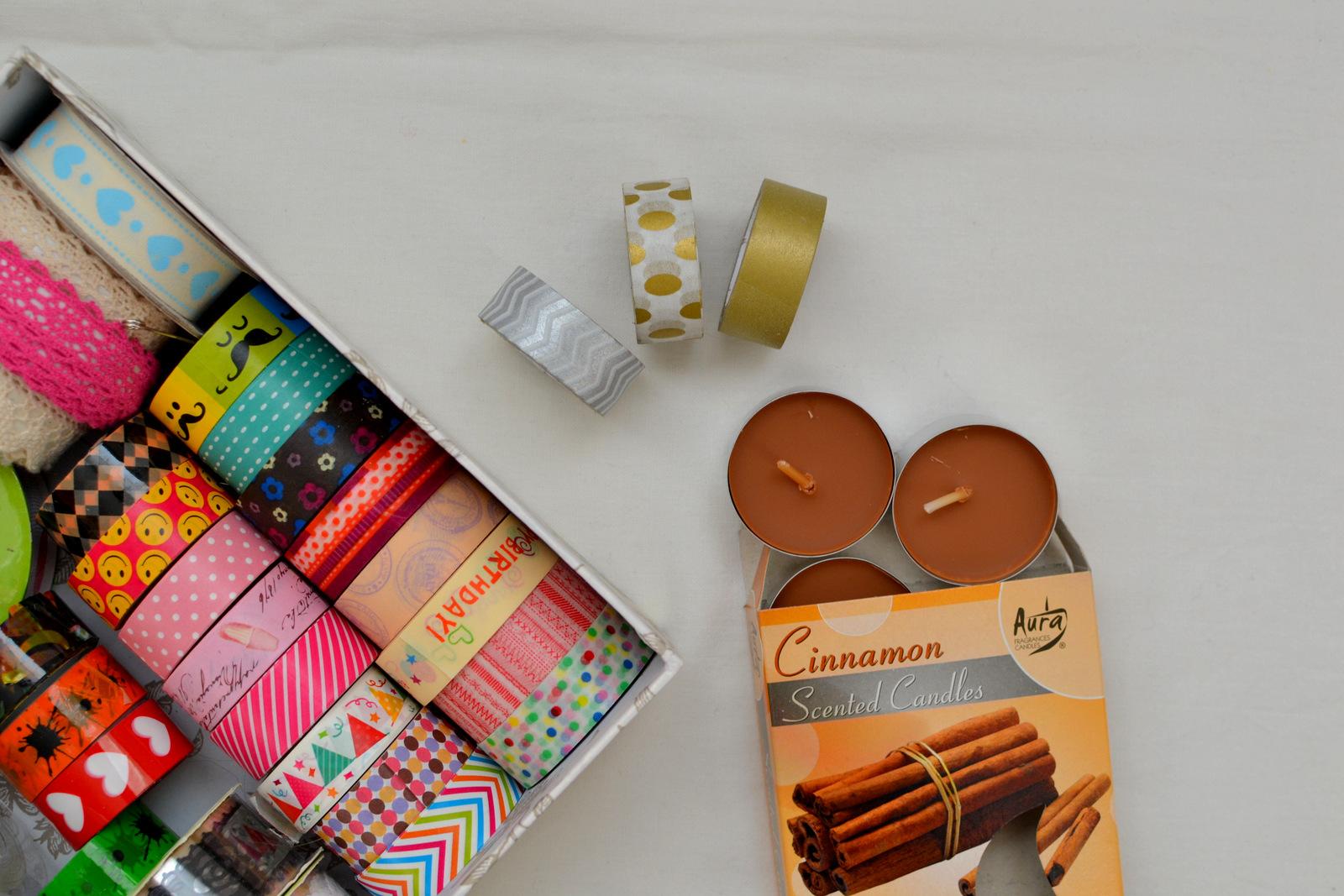 DIY: originálne čajové sviečky // dekorácia, ktorú využijete počas celého roka