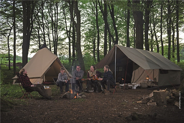 Robens tents and tipis - 2018 camping season