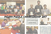 Indian Puzzle Championship 2017