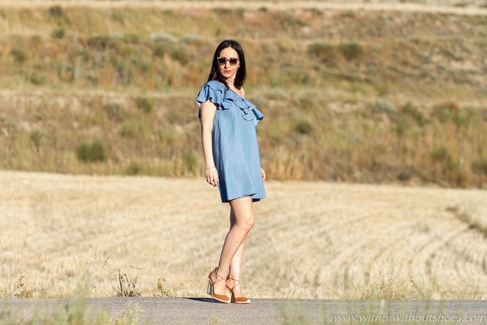 Blogger influencer instagramer de moda valencia con ideas para vestir en verano