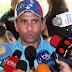 Capriles decretó emergencia alimentaria en Miranda