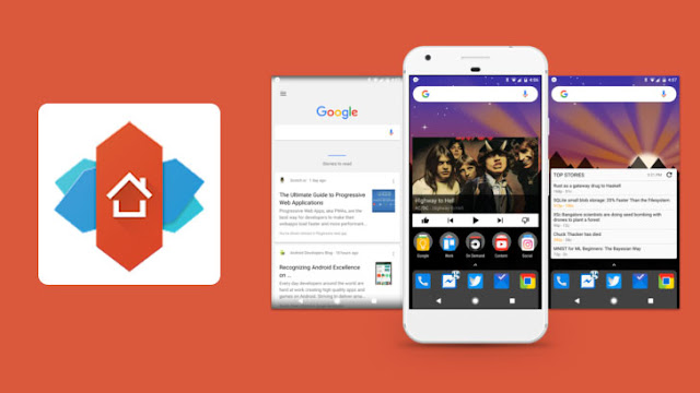 Nova Launcher Gets Google Now Integration: Download Now, All Device Supported
