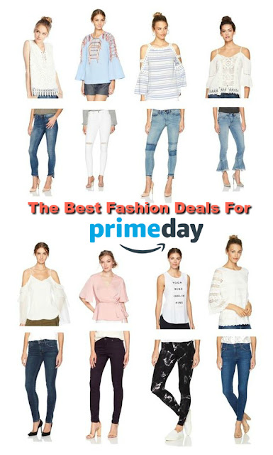 The BEST Fashion Deals for Amazong PRIME DAY