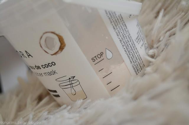 SEPHORA Modelovací maska s kokosovou vodou