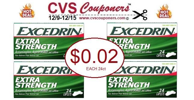 http://www.cvscouponers.com/2018/12/Excedrin-CVS-Coupon-deal.html