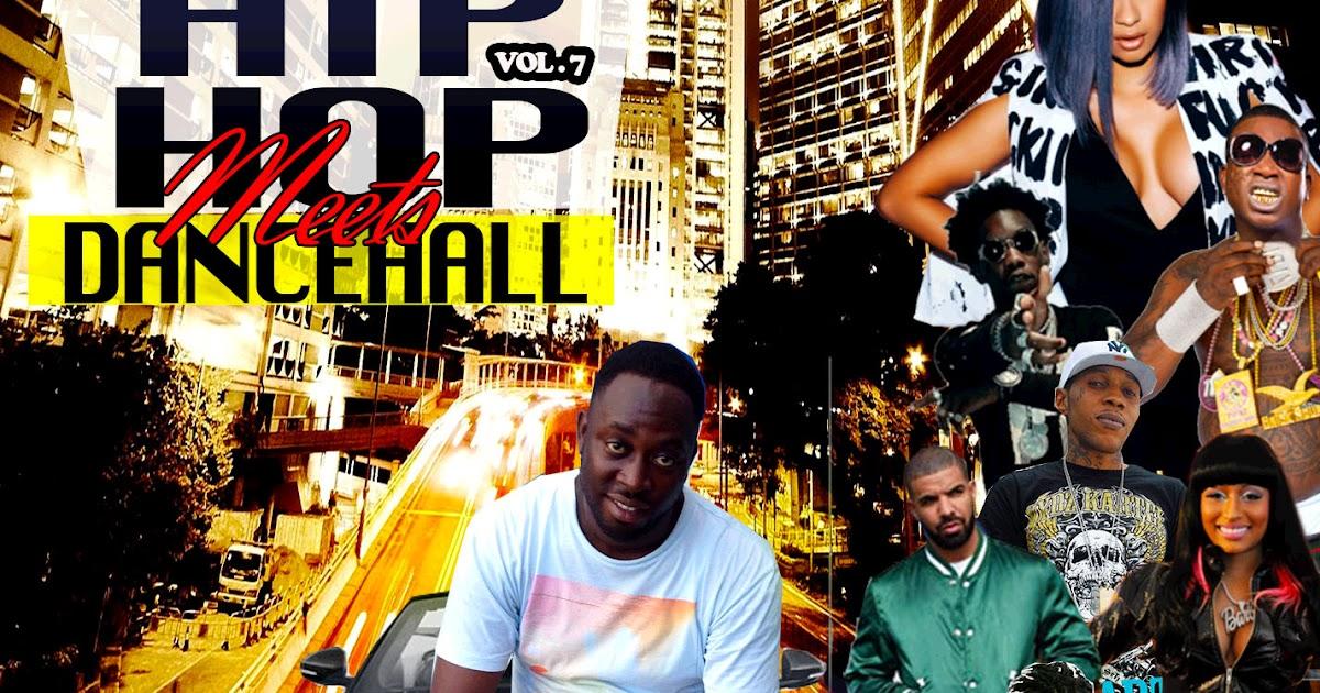 Dancehall Hiphop Mixtapes: DJROYMIXTAPE : DJ ROY HIP HOP MEETS DANCEHALL MIX VOL.7