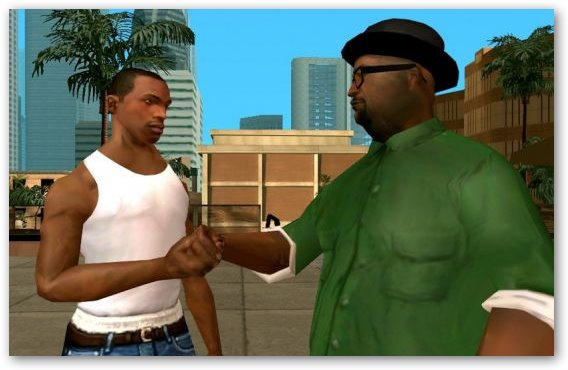 GTA San andreas for PC 2020