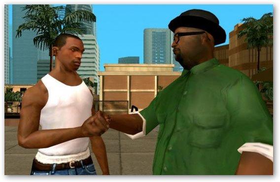 GTA San andreas for PC 2021