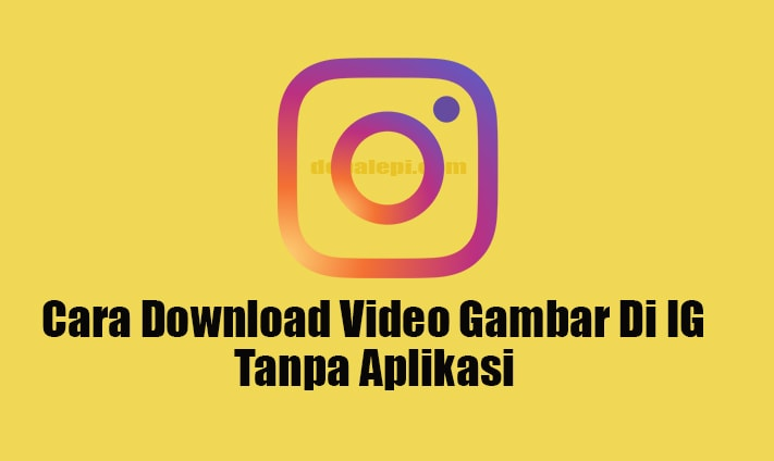 download video ig
