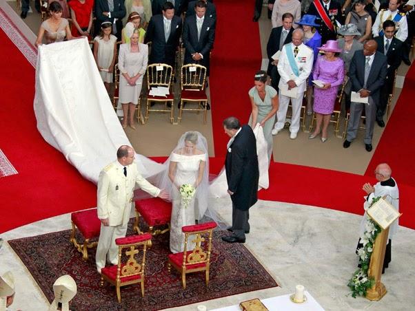 053048222 EXH00 - Casamento Real - Principe Alberto ♥ Charlene Wittstock