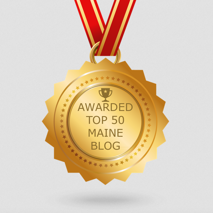 One of Maine's top Blogs