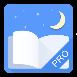 aplicativo leitura, androidescomplicado, moon reader
