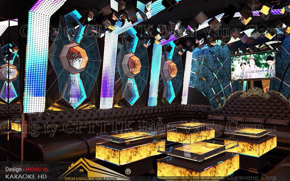 Thiết kế phòng karaoke 3D Ảnh Full chất lượng cao 19
