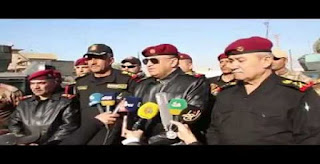 رئيس جهاز مكافحة الإرهاب : سنعالج الشبكات الإرهابية بعد تحرير كامل المدن