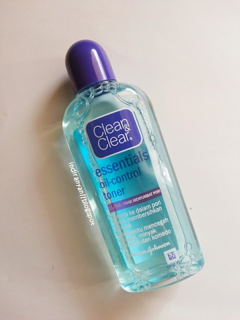 [REVIEW] Clean & Clear : Essentials Oil-Control Toner