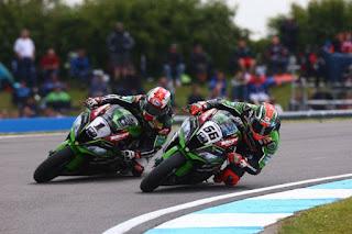 Race 1 WSBK Inggris: Sykes Juara Perdana Musim ini