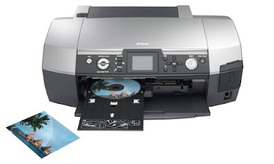 Epson Stylus Photo R340 Printer Driver Download
