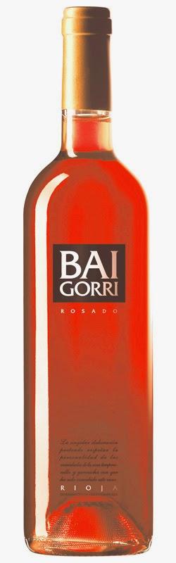 Baigorri Rosado 2013, Comprar vino rosado barato, rosado barato