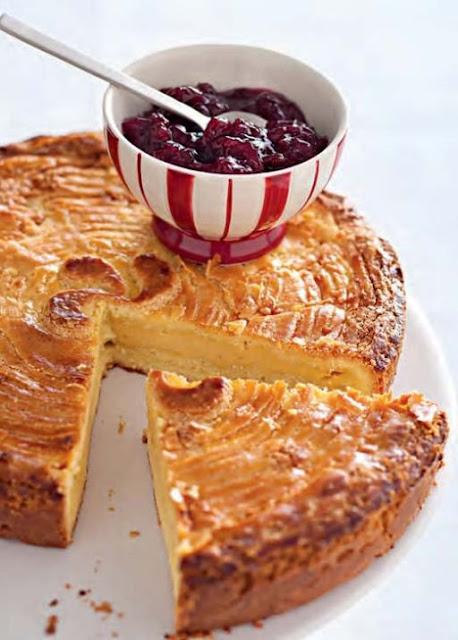Recette traditionnelle de la cuisine basque Gâteau  facile