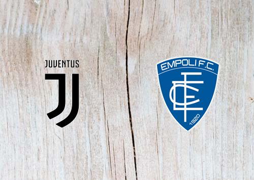 Juventus vs Empoli Full Match & Highlights 30 March 2019