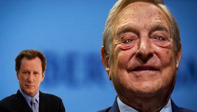Resultado de imagen de El actor James Woods pide al presidente Trump encarcelar a George Soros