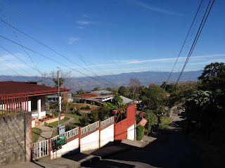 Puriscal street view