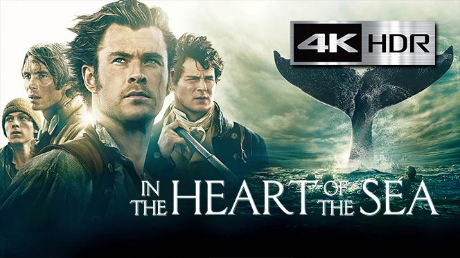 En el Corazón del Mar (2015) 4K UHD [HDR] Latino-Castellano-Ingles