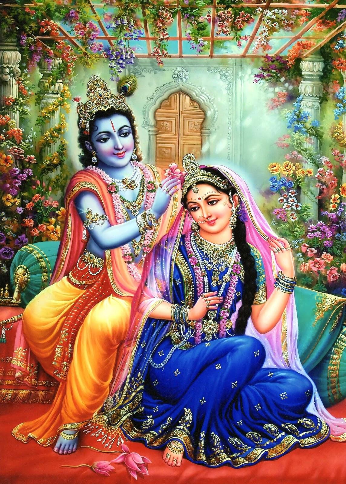 ರಾಧೆ ಮತ್ತು ಕೃಷ್ಣನ ಪ್ರೇಮಕಥೆ : Love Story of Radha Krishna in Kannada