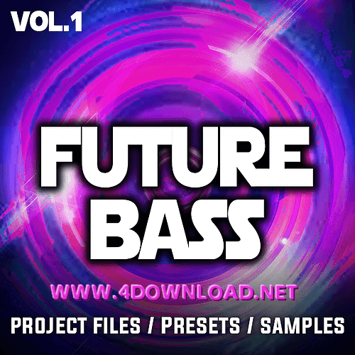 Ultrasonic - Future Bass Sample Pack Vol.1