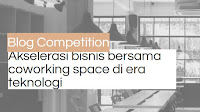 Lomba Blog Coworking Space EV Hive