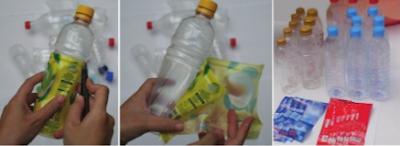 Teknik Pembahanan Botol Plastik