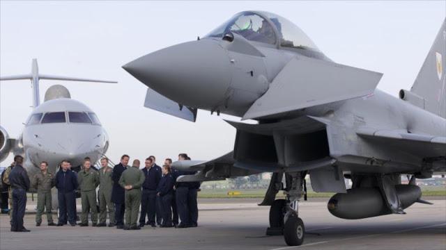 Londres envía aviones para espiar misiles rusos en Kaliningrado