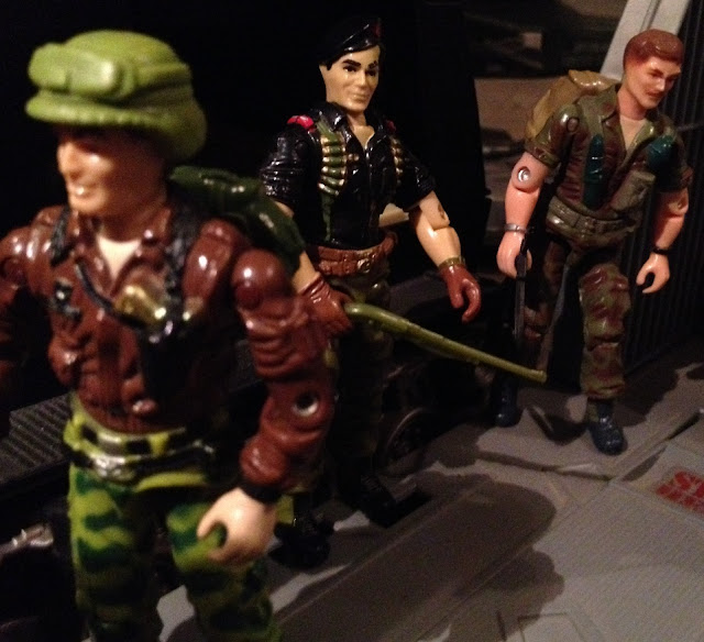 1985 Flint, Brazil, Estrela, Hawk, Comando Trevasia, Argentina, Plastirama, Footloose, Coyote
