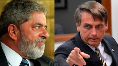 Resultado de imagem para Jair Bolsonaro entrou com uma ação no Tribunal Superior Eleitoral (TSE)