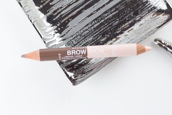 Annabelle Brow Show Brow Liner and Highlighter in Light Review