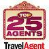 Our Owner & Founder Is Named One Of The Top 25 Travel Agents Of 2013 By Travel Agent Magazine