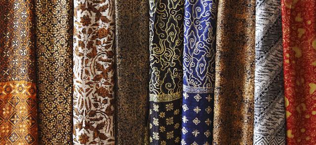 cara membedakan batik cap, tulis, printing