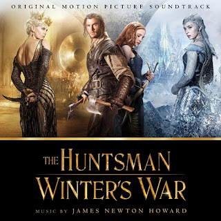 the huntsman winters war soundtracks