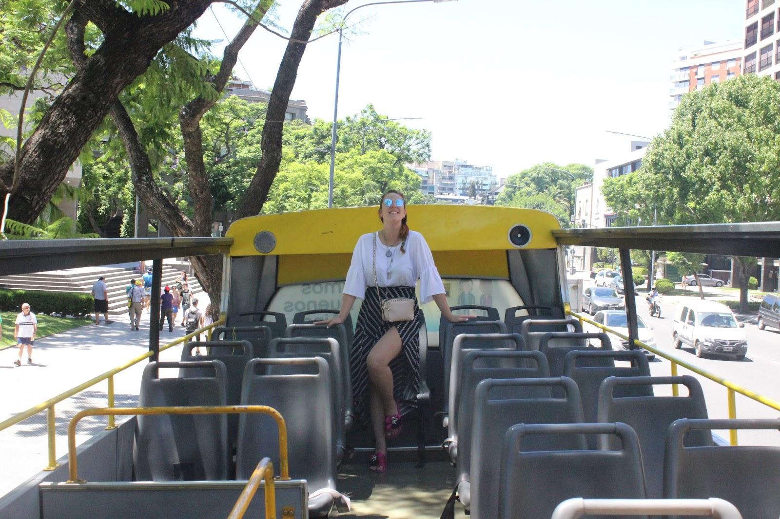 Bus Turistico Buenos Aires ciudad