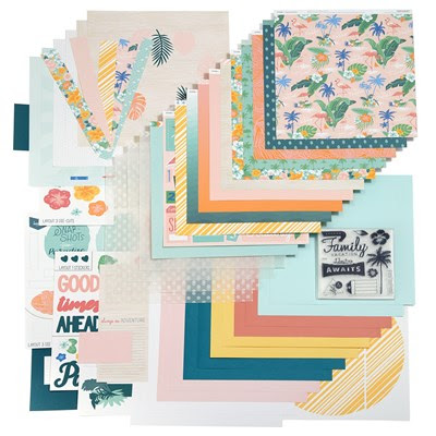 Amazing YOU! It's National Scrapbooking Month